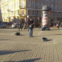 Снимок сделан в Сенная площадь пользователем One love P. 3/16/2013