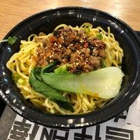 8/7/2018 tarihinde Vanessa S.ziyaretçi tarafından Bang Chengdu Street Kitchen'de çekilen fotoğraf