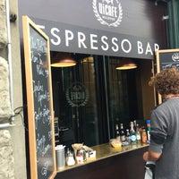 Das Foto wurde bei ViCAFE - Barista Espresso Bar von Flavio M. am 9/3/2015 aufgenommen