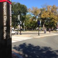 Снимок сделан в Dupont Circle пользователем Avner P. 10/21/2012