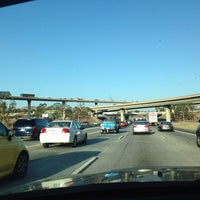 CR 91 & I-15 Freeway Interchange - Riverside Fwy