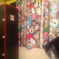 Foto tirada no(a) Funky Mamaliga Hostel por Аня М. em 6/9/2014