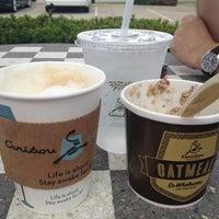 Menu Caribou Coffee Coffee Shop In Merriam