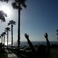 Снимок сделан в La Jolla Beach пользователем Matt G. 6/16/2013