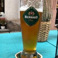 รูปภาพถ่ายที่ Piwna 14 Pub Bernard โดย Tom Rune B. เมื่อ 9/14/2018