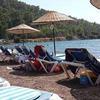 8/23/2013 tarihinde Hatice G.ziyaretçi tarafından Erine Beach Club'de çekilen fotoğraf