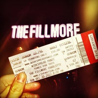 Photo prise au The Fillmore Charlotte par Annie J. le12/31/2012