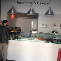 4/17/2013にMattiaがInsalatina & Bakery®で撮った写真