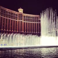Foto tomada en Bellagio Hotel & Casino por Tanya B. el 4/28/2013