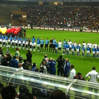 Das Foto wurde bei Commerzbank-Arena von Gülşah am 10/14/2012 aufgenommen