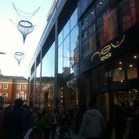 Paul street shopping centre
