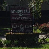 Foto scattata a Kingdom Hall of Jehovah's Witnesses da Luis R. il 5/13/2013