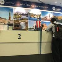 VFS GLOBAL Joint Visa Application Centre
