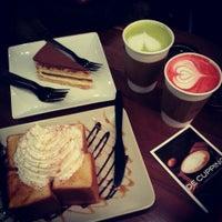4/12/2013にSana T.がCafe de Cuppingで撮った写真