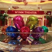 Das Foto wurde bei Wynn Las Vegas von Engel C. am 3/7/2013 aufgenommen