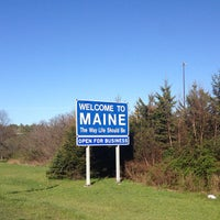 Image added by Tanja Murphy at New Hampshire / Maine State Line