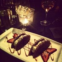Foto diambil di Campagnolo Restaurant + Bar oleh Dzimm A. pada 9/16/2012