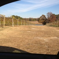 Foto scattata a Gregory Vineyards da Namaste il 11/16/2012