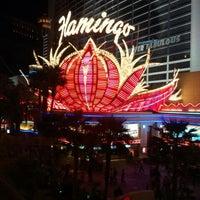 Foto tomada en Flamingo Las Vegas Hotel & Casino por Nikcole G. el 10/9/2012
