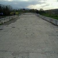 3/31/2013 tarihinde Hilal M.ziyaretçi tarafından Justinianus Köprüsü'de çekilen fotoğraf