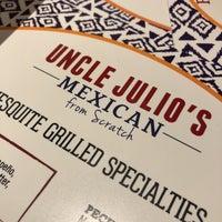 Foto tirada no(a) Uncle Julio's Rio Grande Cafe por William S. em 11/18/2017