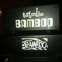 Foto tirada no(a) Estudio Bamboo por Diogo M. em 2/2/2014