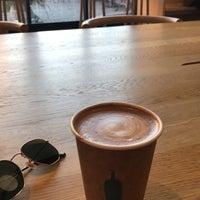 10/13/2018 tarihinde S. S.ziyaretçi tarafından Blue Bottle Coffee'de çekilen fotoğraf