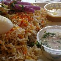 Das Foto wurde bei Hyderabadi Biryani Corner von kitsVA am 6/29/2013 aufgenommen