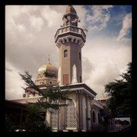 Foto scattata a Masjid Jamek Haji Mat Saman da Asri S. il 9/25/2012