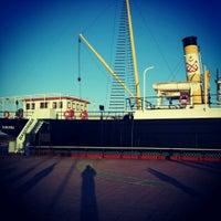 3/6/2013 tarihinde Ömer O.ziyaretçi tarafından Bandırma Gemi Müze ve Milli Mücadele Açık Hava Müzesi'de çekilen fotoğraf