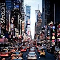 Foto scattata a Times Square da Aksana K. il 11/20/2013