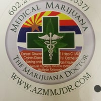 Photo taken at The Marijuana Doctor by Marie S. on 6/25/2014