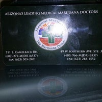 Photo taken at The Marijuana Doctor by Marie S. on 1/4/2014