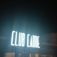 Das Foto wurde bei Club Cadde von Uğur am 4/28/2013 aufgenommen