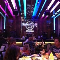 Foto tirada no(a) Hard Rock Cafe Santiago por Jorge Coke Morales em 2/23/2013