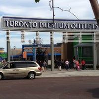 9d33159d6f29 ... Photo taken at Toronto Premium Outlets by Alina D. on 8 5 2013 ...