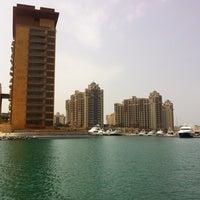 Foto tirada no(a) Rixos The Palm Dubai por Cédric Q. em 3/11/2013