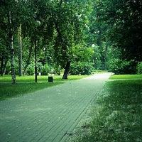Снимок сделан в Чапаевский парк пользователем Игорь С. 6/17/2013