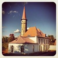 Снимок сделан в Приоратский дворец / Priory Palace пользователем Larisa B. 9/17/2012