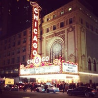 Foto scattata a The Chicago Theatre da Rachel C. il 3/23/2013