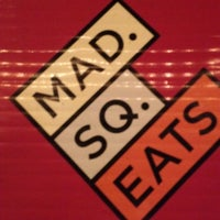 Das Foto wurde bei Mad. Sq. Eats von Luis N. am 10/9/2012 aufgenommen
