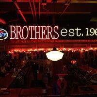 10/21/2012にHanna P.がBrothers Bar & Grill MPLSで撮った写真