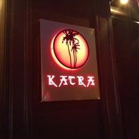 Foto scattata a Katra Lounge da Roberto Z. il 9/29/2012