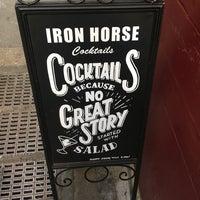 9/16/2018에 Sylvie님이 Iron Horse Coffee Bar에서 찍은 사진