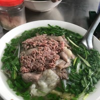 2/3/2018 tarihinde Shannon C.ziyaretçi tarafından Phở Thìn Bờ Hồ'de çekilen fotoğraf