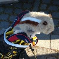 Das Foto wurde bei Golf-Club Golf Range Frankfurt Bernd Hess e.K. von Sebastian P. am 6/6/2013 aufgenommen