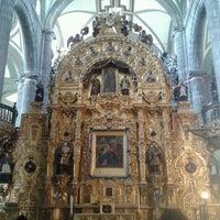 Foto tirada no(a) Catedral Metropolitana de la Asunción de María por Eli V. em 10/14/2012