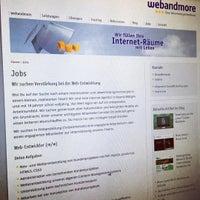 Das Foto wurde bei webandmore - Das Internetsystemhaus von Thomas M. am 10/7/2015 aufgenommen