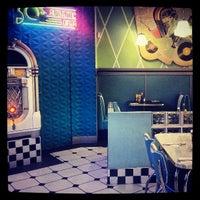 4/9/2013 tarihinde Carlos G.ziyaretçi tarafından Yesterday American Diner'de çekilen fotoğraf