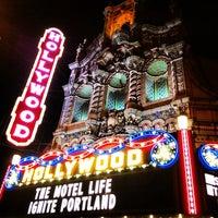 Снимок сделан в Hollywood Theatre пользователем Eddie B. 11/15/2013